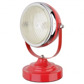 LAMPE PHARE ROUGE