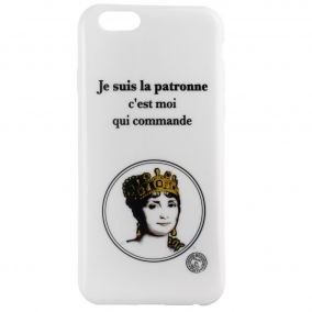 COQUE IPHONE 6 PATRONNE