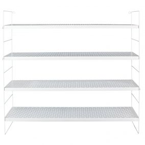 ETAGERE PERFOREE HOLLY