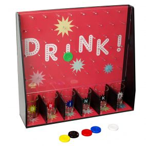 DRINKING GAME DRINK!