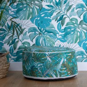 POUF GONFLABLE MONSTERA