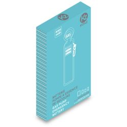 BATTERIE DE SECOURS POMPE A ESSENCE 2000 MAH