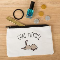 TROUSSE A MAQUILLAGE CHAT M EPUISE