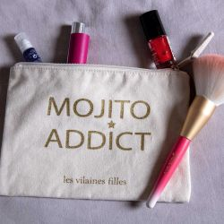 TROUSSE A MAQUILLAGE MOJITO ADDICT