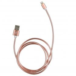 CABLE ROSE GOLD LIGHTENING