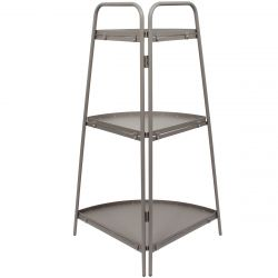 ETAGERE D ANGLE LIFE IS GREEN