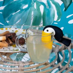 INFUSEUR A THE TOUCAN