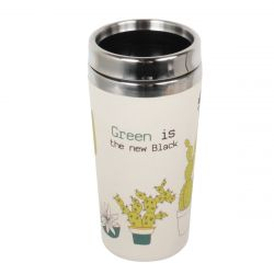 MUG TAKE AWAY LIFE IS GREEN