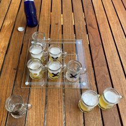 DRINKING GAME CHOPE A BIERE