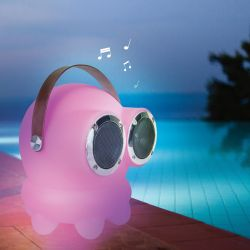 ENCEINTE BT OUTDOOR LED JIMMY