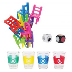 DRINKING GAME CHAISES