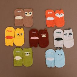 SEMAINIER CHAUSSETTES ANIMAUX