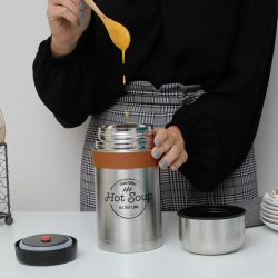 BOITE SOUPE ISOTHERME ET THERMOS