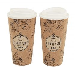 SET DE 2 MUGS LIEGE