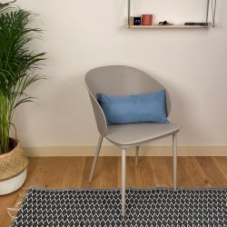 FAUTEUIL ALISON TAUPE