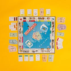 JEU MONOPOLY FRIENDS