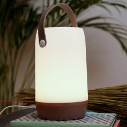 LAMPE TACTILE NOMADE TAUPE