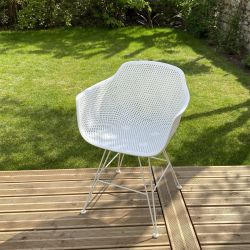 FAUTEUIL KYOTO BLANC