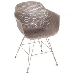 FAUTEUIL KYOTO TAUPE