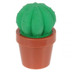 GOMME TAILLE CRAYON CACTUS