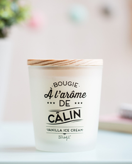 BOUGIE A LAROME DE CALIN