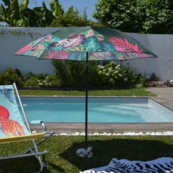 PARASOL JUNGLE POP 180 CM